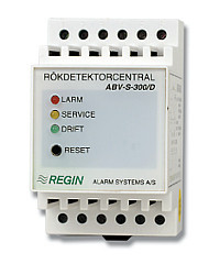 ABV-300/D - Control Unit for Smoke Detectors