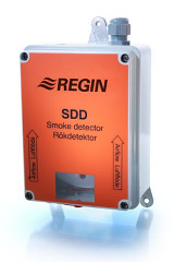 SDD-OE / Optical single tube smoke detector for duct  mounting